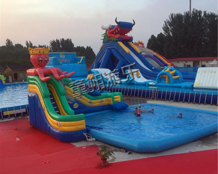 移动水上乐园,嗨翻这个夏天