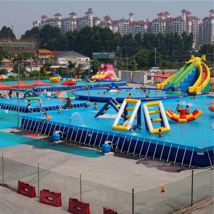 【河南漯河】移动水上乐园
