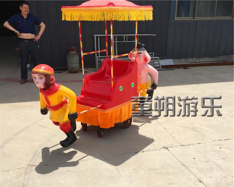 猴子抬轿 猪八戒抬轿