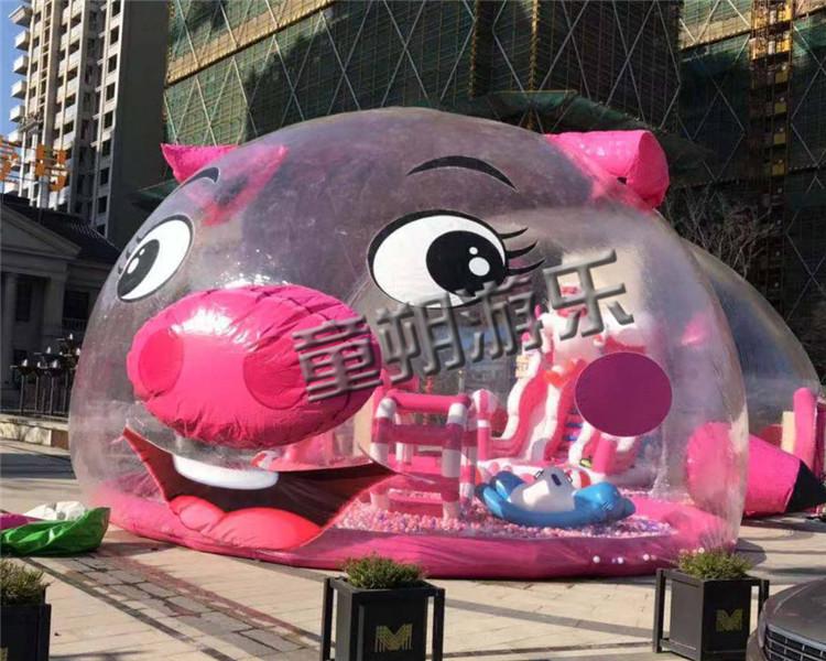 猪猪乐园 海洋球乐园