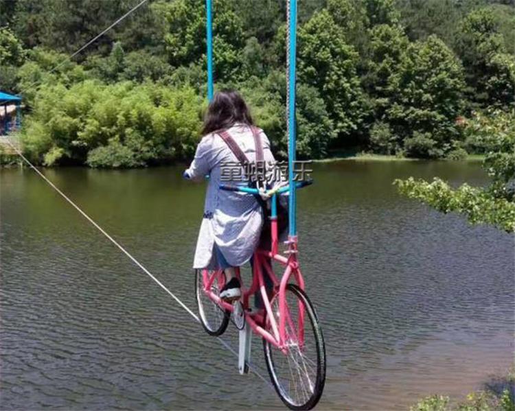 空中自行车 单人双人自行车